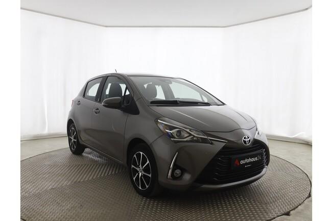 Toyota Yaris 1.5 Dual-VVT-iE Team D