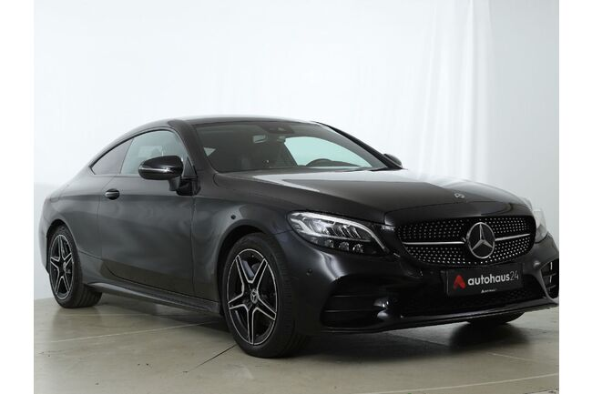 Mercedes Benz C 200 AMG Line (EURO 6)