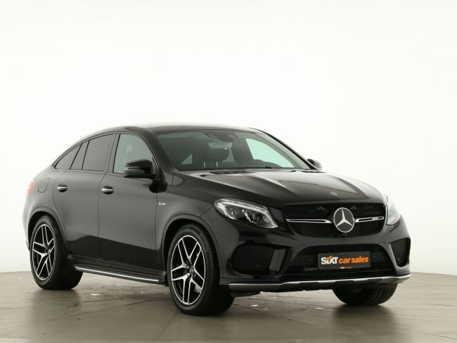 Mercedes Benz GLE 43 AMG Coupe 4Matic
