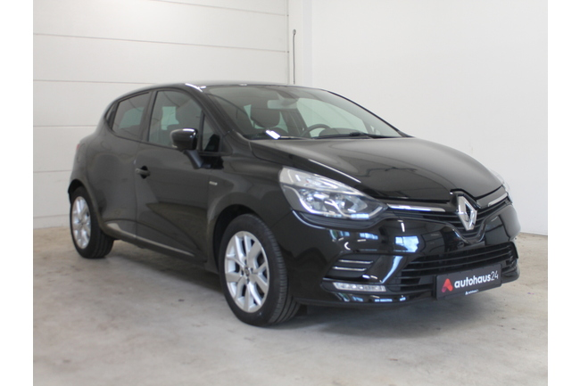 Renault Clio IV 1.5 dCi 90 eco² Limited