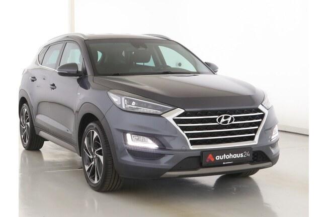 Hyundai Tucson 2.0 CRDi Mild Hybrid Style 4WD