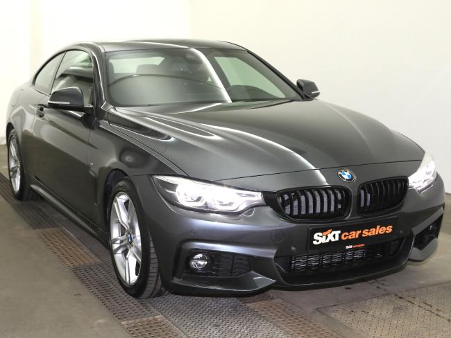 BMW 420d M Sport (EURO 6d-TEMP)