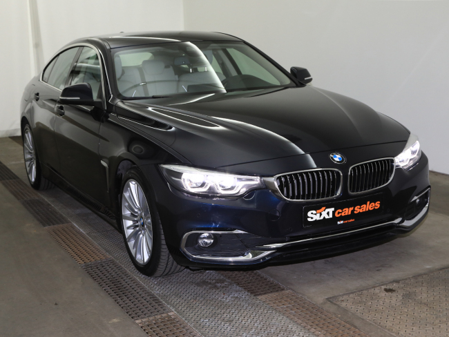 BMW 420d Gran Coupe Luxury Line