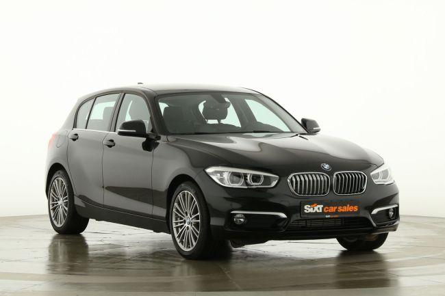 BMW 1er - 116d|Leasing ab 169,- mtl.*