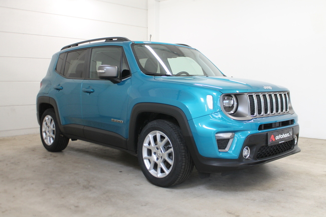 Jeep Renegade 1.3 T-GDI Limited FWD (EURO 6d-TEMP)